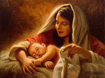 Por que Jesus chamou sua mãe de MULHER?