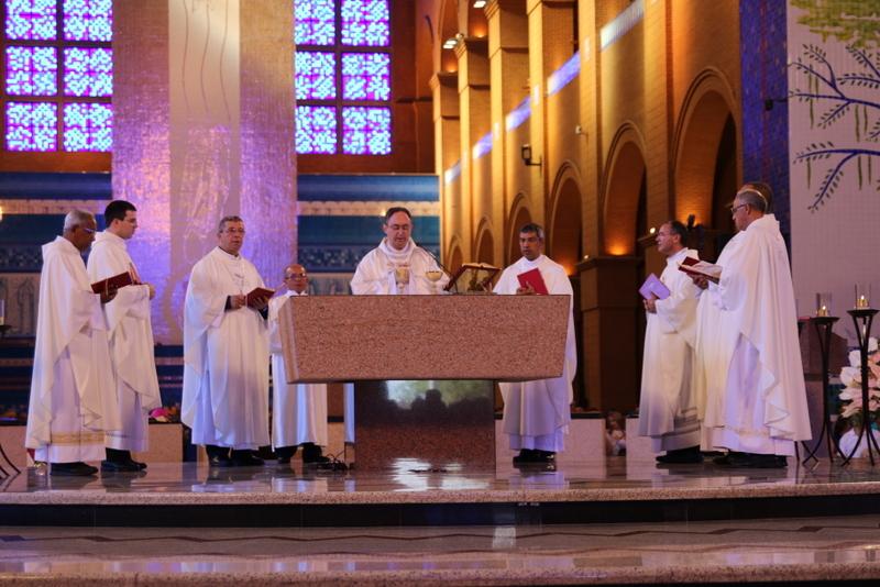 Arquidiocese de Brasília (DF) recebe imagem jubilar de Nossa Senhora Aparecida_foto: A12.com