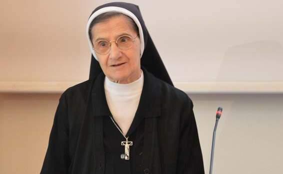 Irmã Laura Bondi - Foto Rosinha Martins
