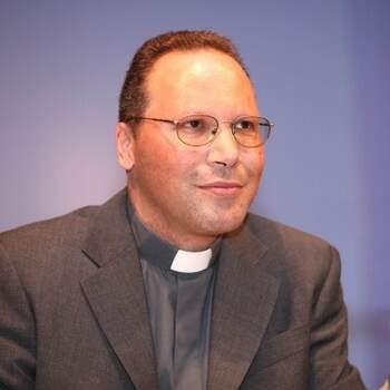 Padre Carlos Cabecinhas, reitor do Santuário de Fátima em Portugal
