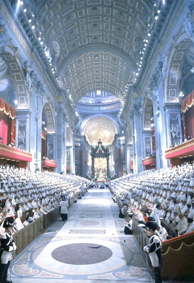 Concílio Vaticano II - Reprodução 3