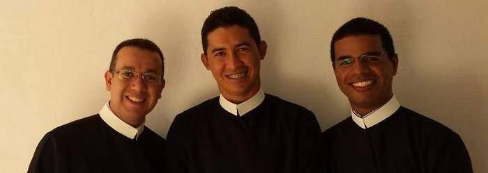 Diáconos da Vice-Província de Recife