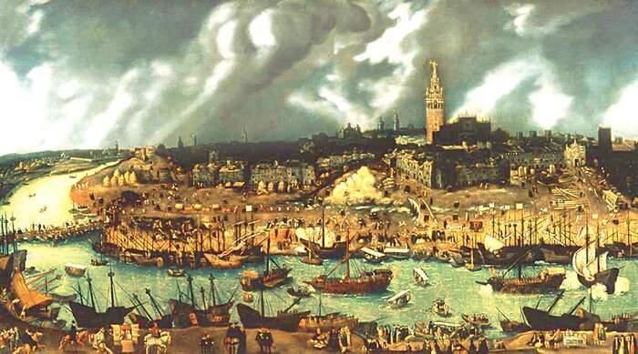 Sevilha no século XVI